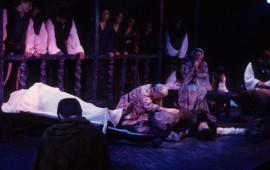 Short Play on Romeo Juliet